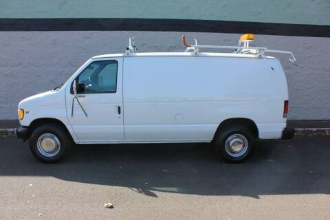 2002 Ford E-Series Cargo for sale at Al Hutchinson Auto Center in Corvallis OR