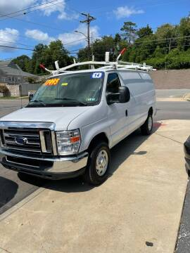 2014 Ford E-Series Cargo for sale at ARS Affordable Auto in Norristown PA