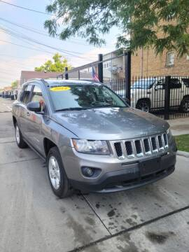 2014 Jeep Compass for sale at MACK'S MOTOR SALES in Chicago IL