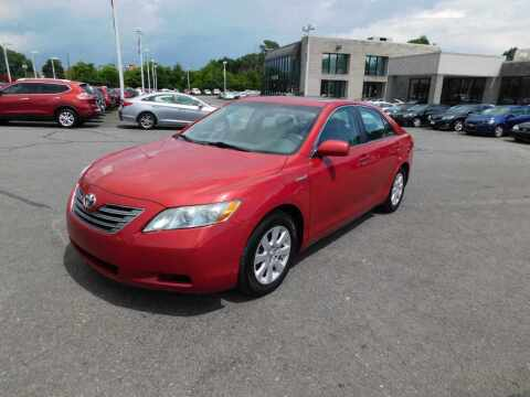 2008 Toyota Camry Hybrid for sale at Paniagua Auto Mall in Dalton GA