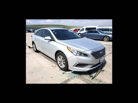 2016 Hyundai Sonata for sale at ELITE MOTOR CARS OF MIAMI in Miami FL