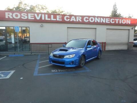 2012 Subaru Impreza for sale at ROSEVILLE CAR CONNECTION in Roseville CA