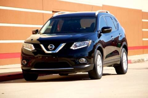 2015 Nissan Rogue for sale at Auto Hunters in Houston TX