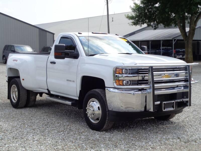 2016 Chevrolet Silverado 3500HD for sale at Burkholder Truck Sales LLC (Edina) in Edina MO