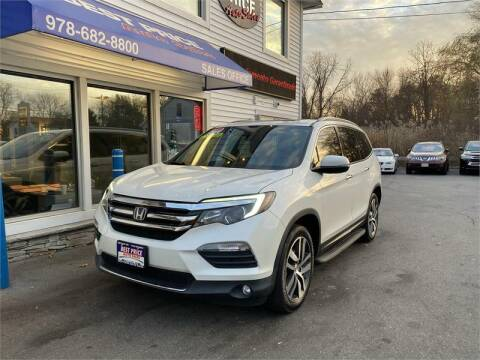 2016 Honda Pilot for sale at Best Price Auto Sales in Methuen MA