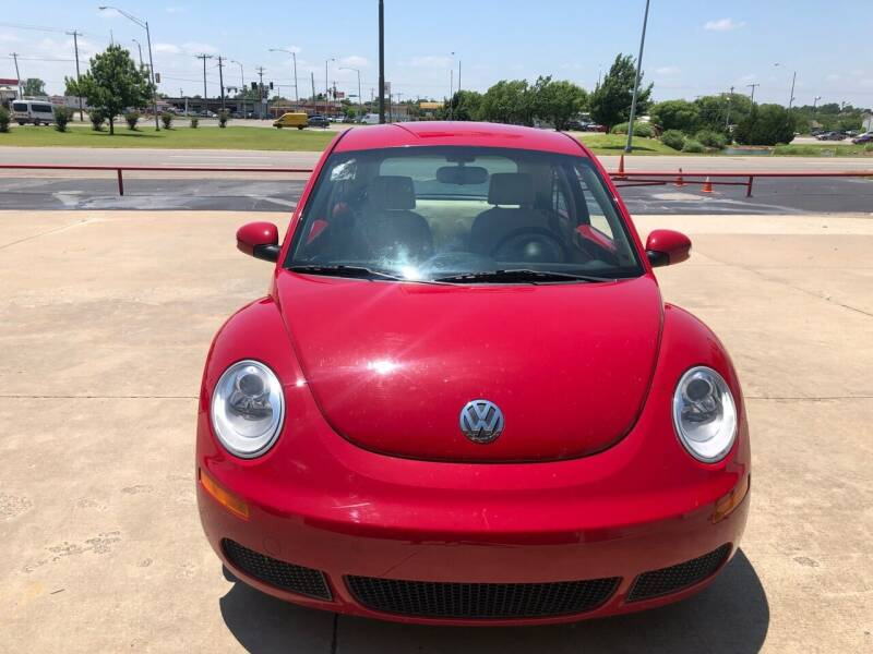 2009 Volkswagen New Beetle for sale at Moore Imports Auto in Moore OK