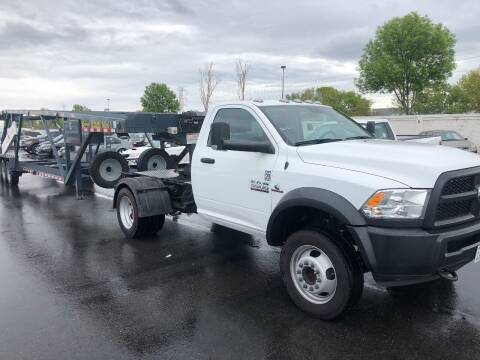 2017 RAM Ram Chassis 5500 for sale at CA Lease Returns in Livermore CA
