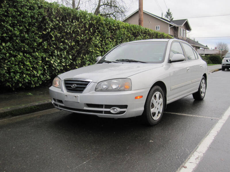 2006 Hyundai Elantra for sale at All About Cars in Marysville-Washington State WA