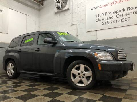 2010 Chevrolet HHR for sale at County Car Credit in Cleveland OH