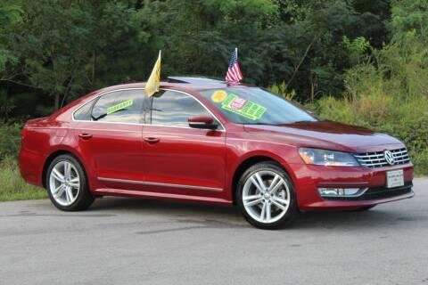 2015 Volkswagen Passat for sale at McMinn Motors Inc in Athens TN