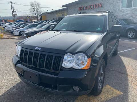 2008 Jeep Grand Cherokee for sale at MFT Auction in Lodi NJ