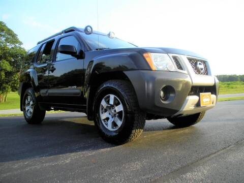 2010 Nissan Xterra for sale at Auto Brite Auto Sales in Perry OH