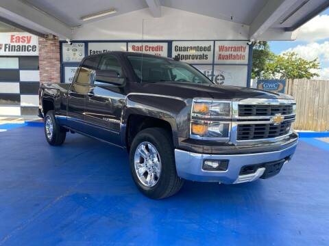 2015 Chevrolet Silverado 1500 for sale at ELITE AUTO WORLD in Fort Lauderdale FL