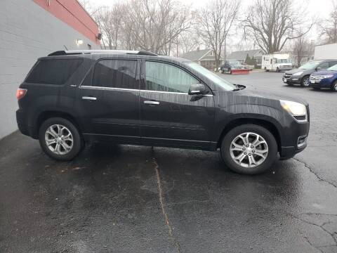 2015 GMC Acadia for sale at Stach Auto in Edgerton WI