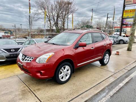 2013 Nissan Rogue for sale at JR Used Auto Sales in North Bergen NJ
