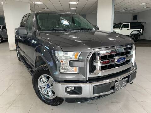 2015 Ford F-150 for sale at Auto Mall of Springfield in Springfield IL