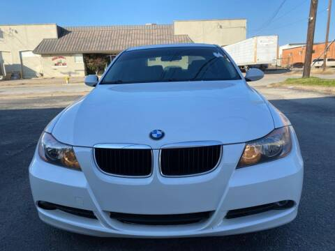 2007 BMW 3 Series for sale at Dynasty Auto in Dallas TX