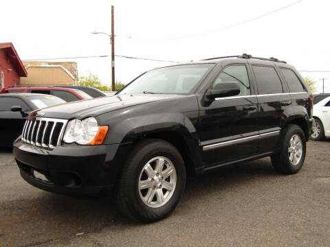2008 Jeep Grand Cherokee for sale at Van Buren Motors in Phoenix AZ