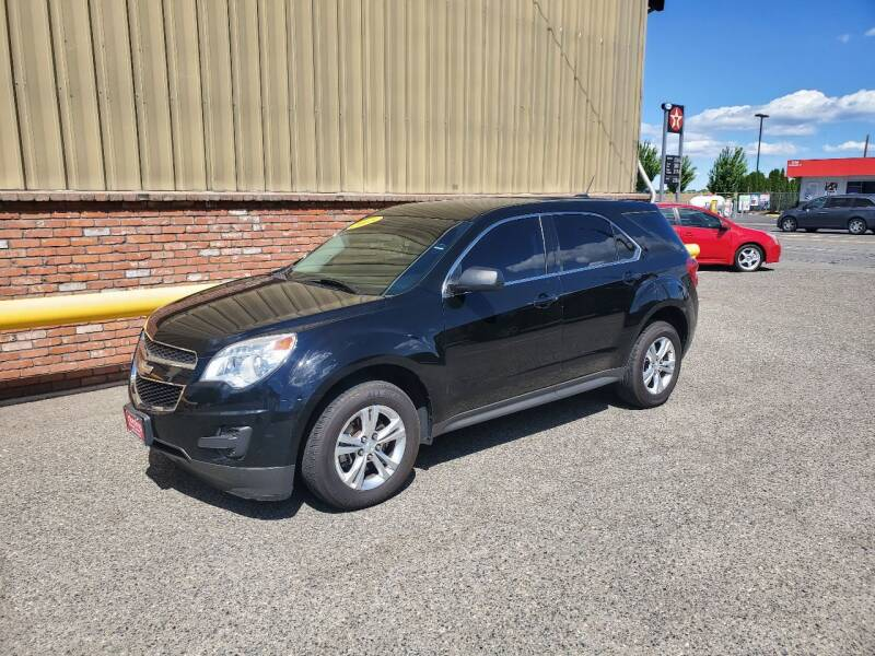 2015 Chevrolet Equinox for sale at Harding Motor Company in Kennewick WA