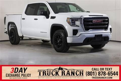 2019 GMC Sierra 1500 for sale at Truck Ranch in American Fork UT