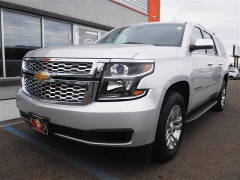 2016 Chevrolet Suburban for sale at Torgerson Auto Center in Bismarck ND