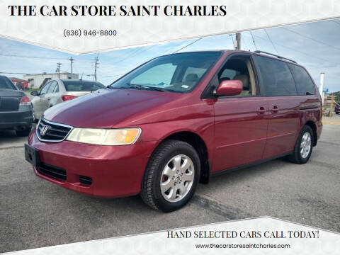 2004 Honda Odyssey for sale at The Car Store Saint Charles in Saint Charles MO