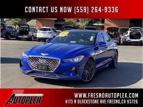 2019 Genesis G70 for sale at Fresno Autoplex in Fresno CA
