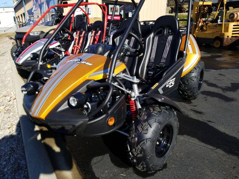 2021 Hammerhead GTS 150 for sale at W V Auto & Powersports Sales in Cross Lanes WV