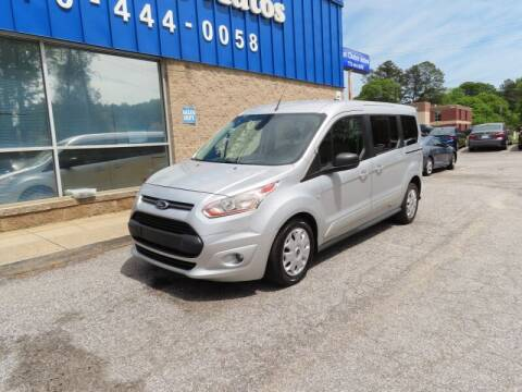 2016 Ford Transit Connect Wagon for sale at Southern Auto Solutions - 1st Choice Autos in Marietta GA