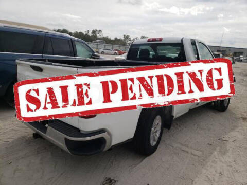 2020 Chevrolet Silverado 1500 for sale at ELITE MOTOR CARS OF MIAMI in Miami FL