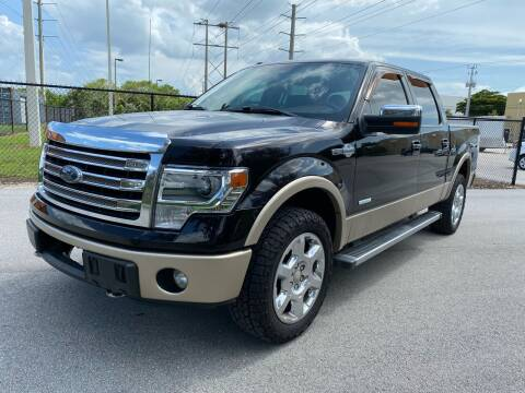 2013 Ford F-150 for sale at Ultimate Dream Cars in Wellington FL