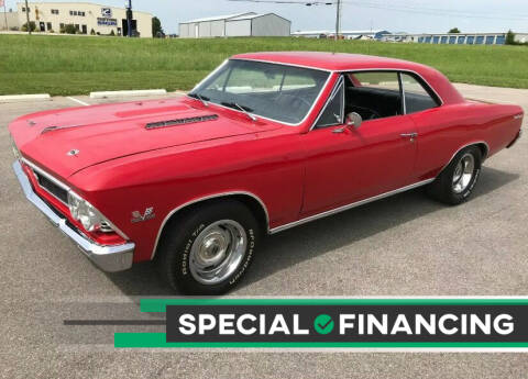 1966 Chevrolet Chevelle for sale at MGM CLASSIC CARS in Addison IL