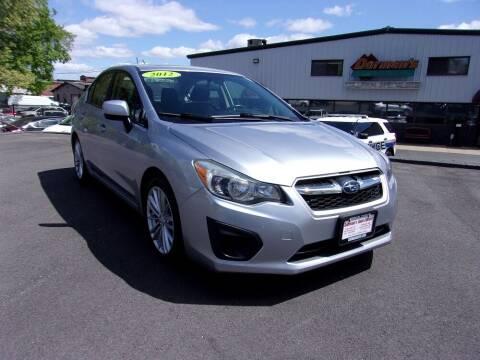 2012 Subaru Impreza for sale at Dorman's Auto Center inc. in Pawtucket RI