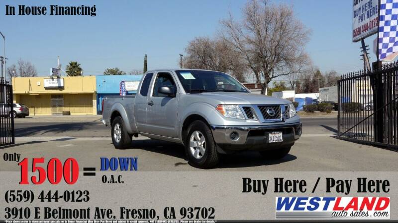 2011 Nissan Frontier for sale at Westland Auto Sales in Fresno CA