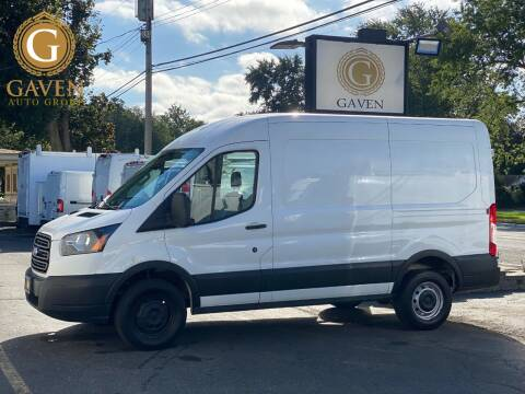 2019 Ford Transit Cargo for sale at Gaven Auto Group in Kenvil NJ
