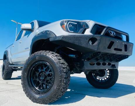 2013 Toyota Tacoma for sale at Bay Cars R Us in San Jose CA