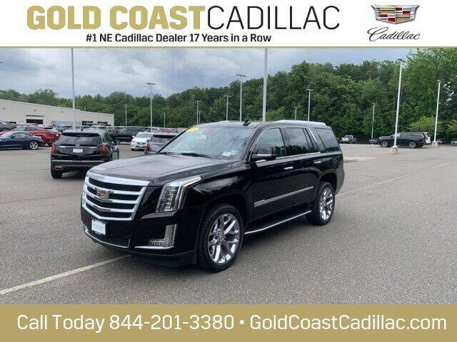 2020 Cadillac Escalade for sale at Gold Coast Cadillac in Oakhurst NJ