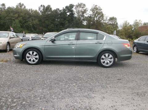 2009 Honda Accord for sale at Car Check Auto Sales in Conway SC
