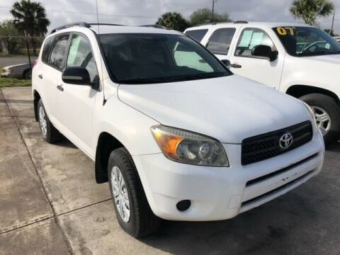 2006 Toyota RAV4 for sale at Brownsville Motor Company in Brownsville TX
