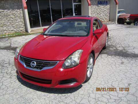 2009 Nissan Altima for sale at Competition Auto Sales in Tulsa OK