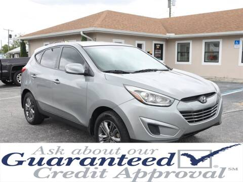 2015 Hyundai Tucson for sale at Universal Auto Sales in Plant City FL