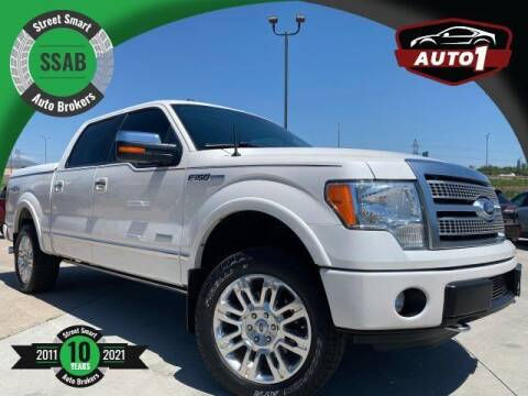 2012 Ford F-150 for sale at Street Smart Auto Brokers in Colorado Springs CO
