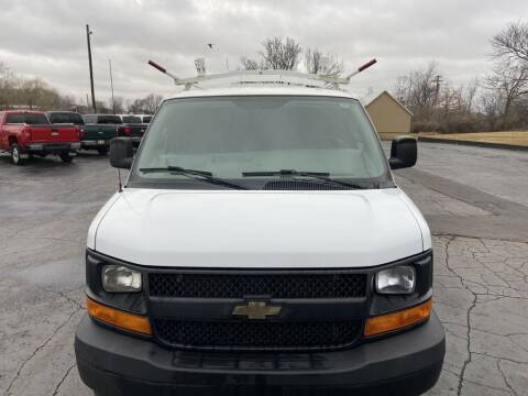2017 Chevrolet Express Cargo for sale at Hawkins Motors Sales in Hillsdale MI
