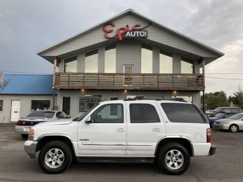 2005 GMC Yukon for sale at Epic Auto in Idaho Falls ID