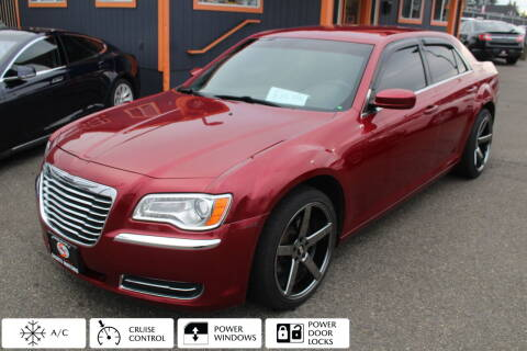 2012 Chrysler 300 for sale at Sabeti Motors in Tacoma WA