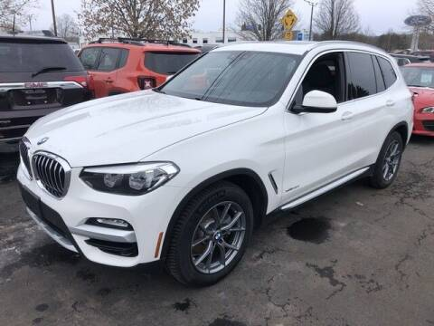 2018 BMW X3 for sale at BATTENKILL MOTORS in Greenwich NY