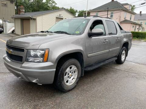 2008 Chevrolet Avalanche for sale at Broadway Motoring Inc. in Arlington MA