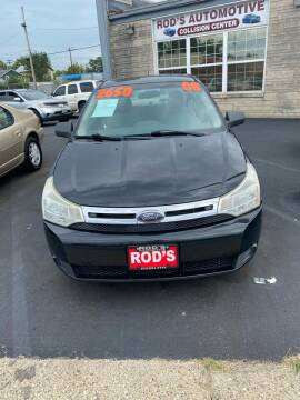 2008 Ford Focus for sale at Rod's Automotive in Cincinnati OH