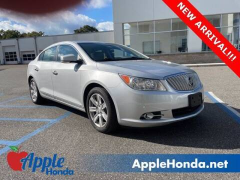 2010 Buick LaCrosse for sale at APPLE HONDA in Riverhead NY
