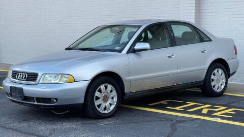2001 Audi A4 for sale at Carland Auto Sales INC. in Portsmouth VA